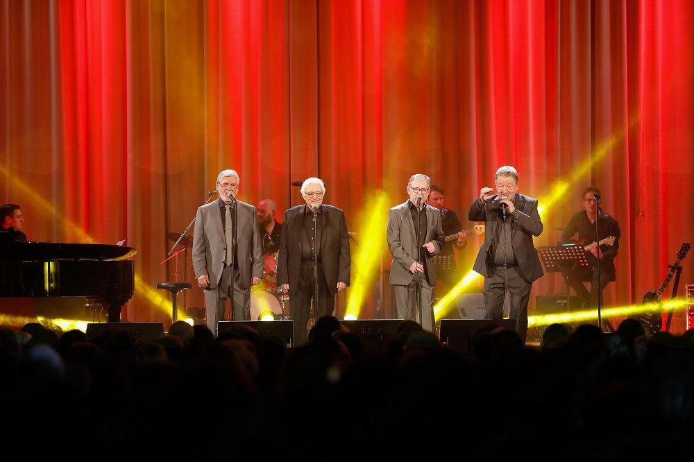 Neprekosljivi New Swing Quartet očarali z doživetim nastopom