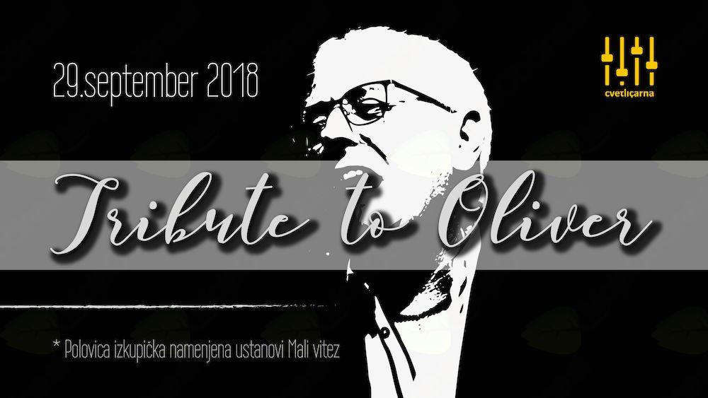 Tribute to Oliver - Cvetličarna