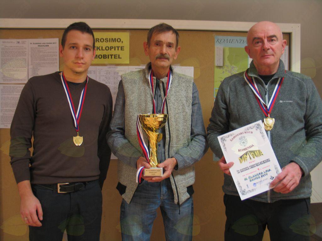 zmagovalčci ekipa ŠD Matrika Stari trg ob Kolpi