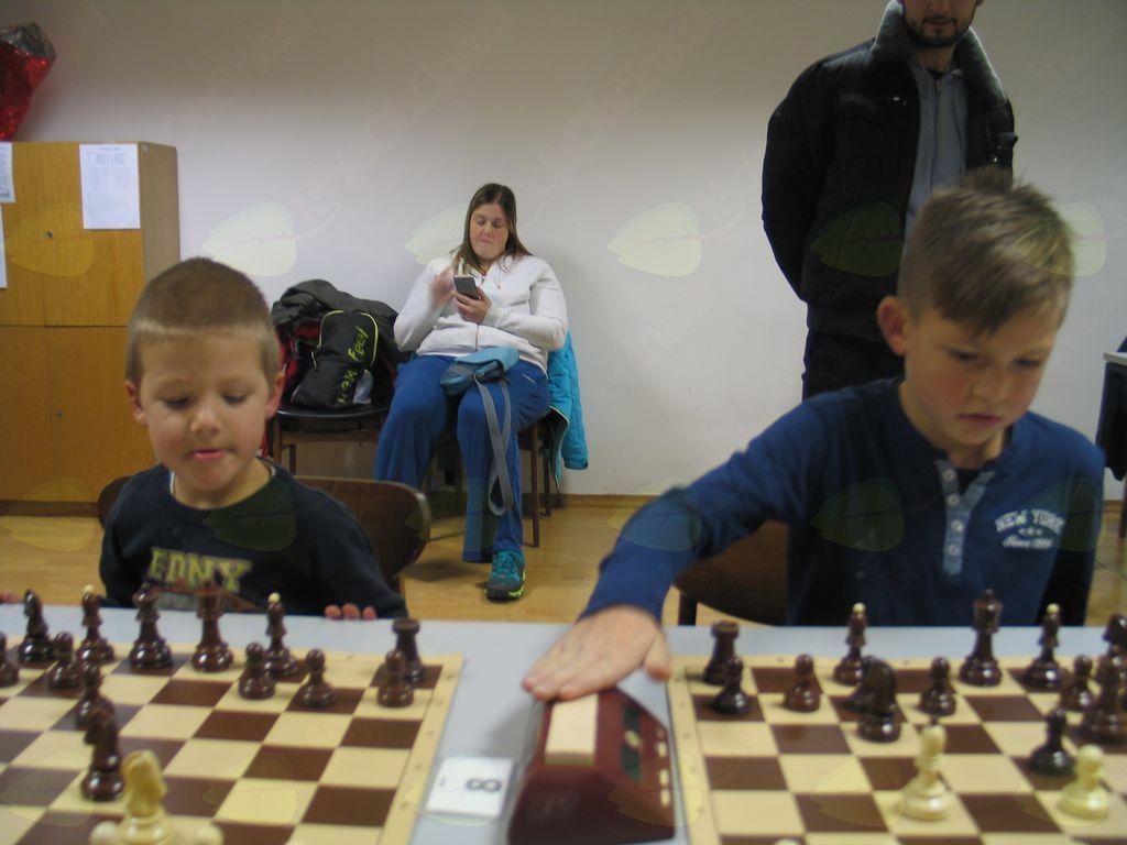 Patrik Srebrnič in Nick Hočevar