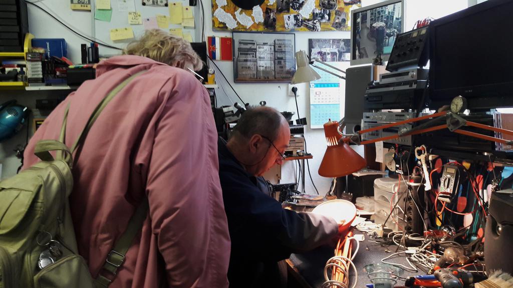 2. Repair Café Ljubljana