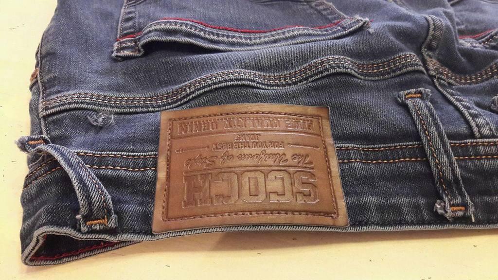 Popravilo hlač - prej
