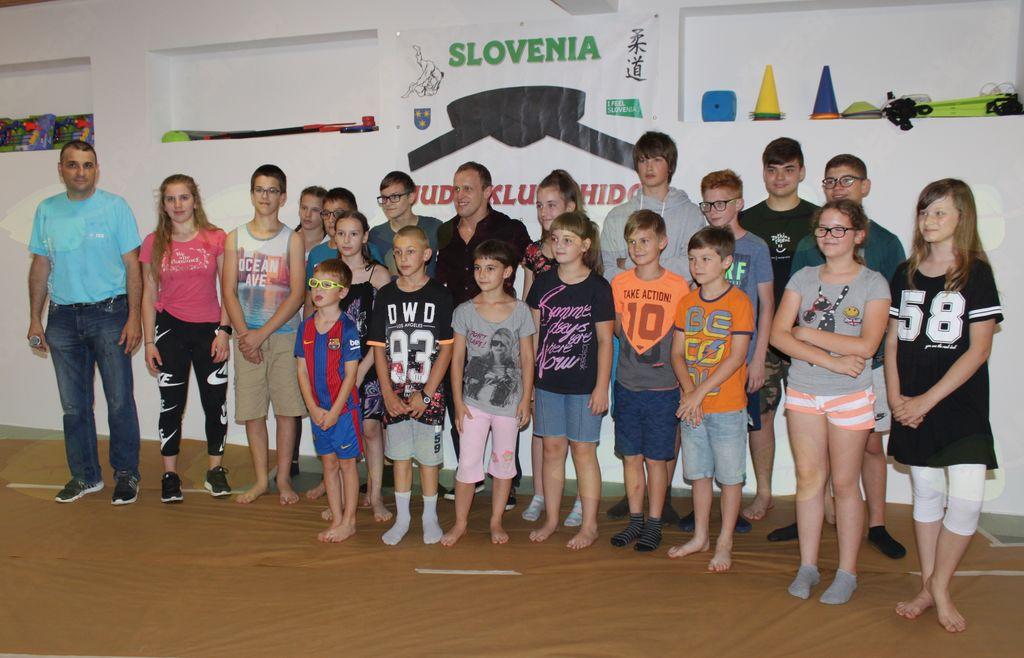 Otvoritev telovadnice Judo kluba SHIDO in Judo kluba Braslovče