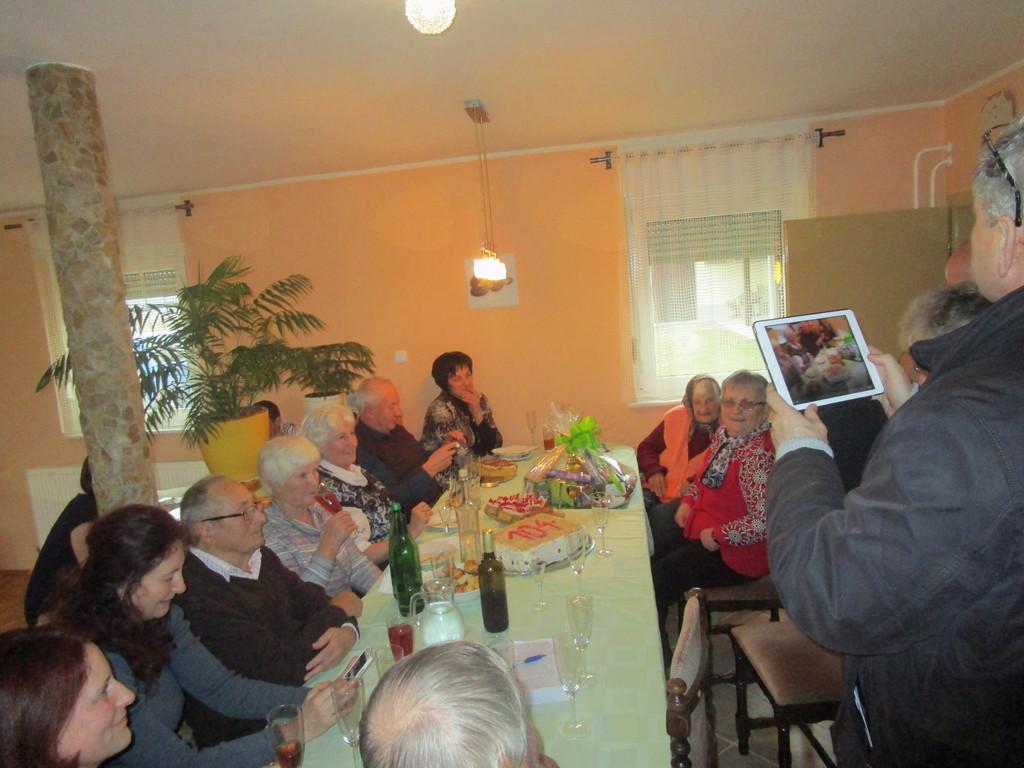 Najstarejša občanka občine Križevci je praznovala 104. Rojstni dan