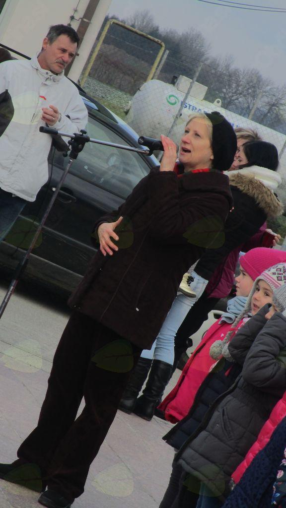 Silva Duh, predsednica Kulturnega društva Križevci