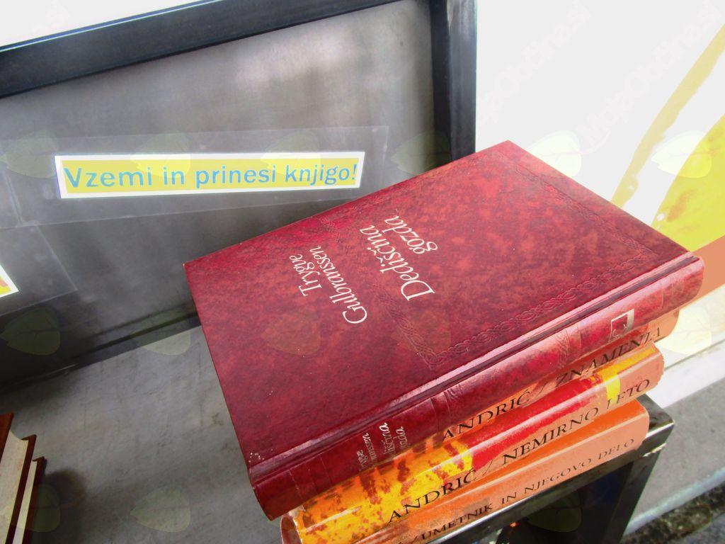 IZPOSOJA IN ZAMENJAVA KNJIG ODSLEJ MOŽNA TUDI V KRIŽEVCIH PRI LJUTOMERU