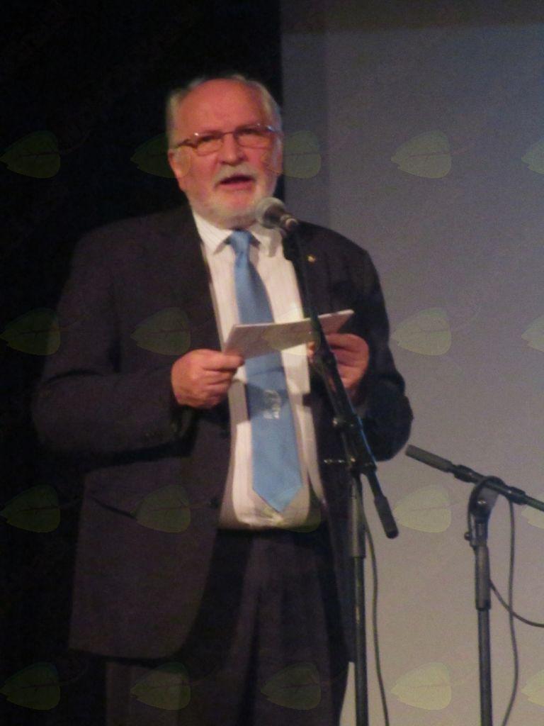 Zvonko Kustec, ravnatelj gimnazije Franca Miklošiča Ljutomer