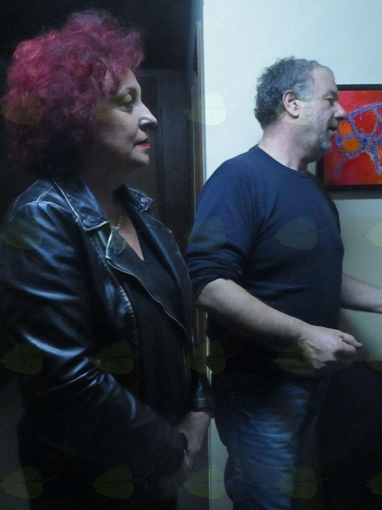 Tatjana Mijatović in Robert Jurak