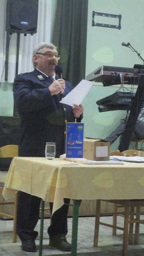 Marijan Šijanec, predsednik PGD Bučečovci
