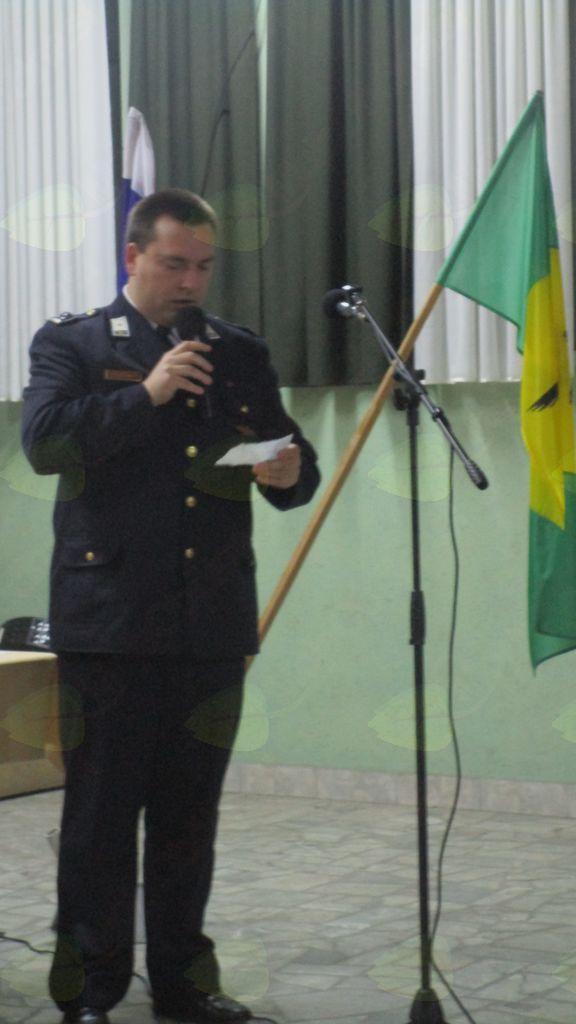 dr. Aleš Kolmanič, poveljnik PGD Bučečovci