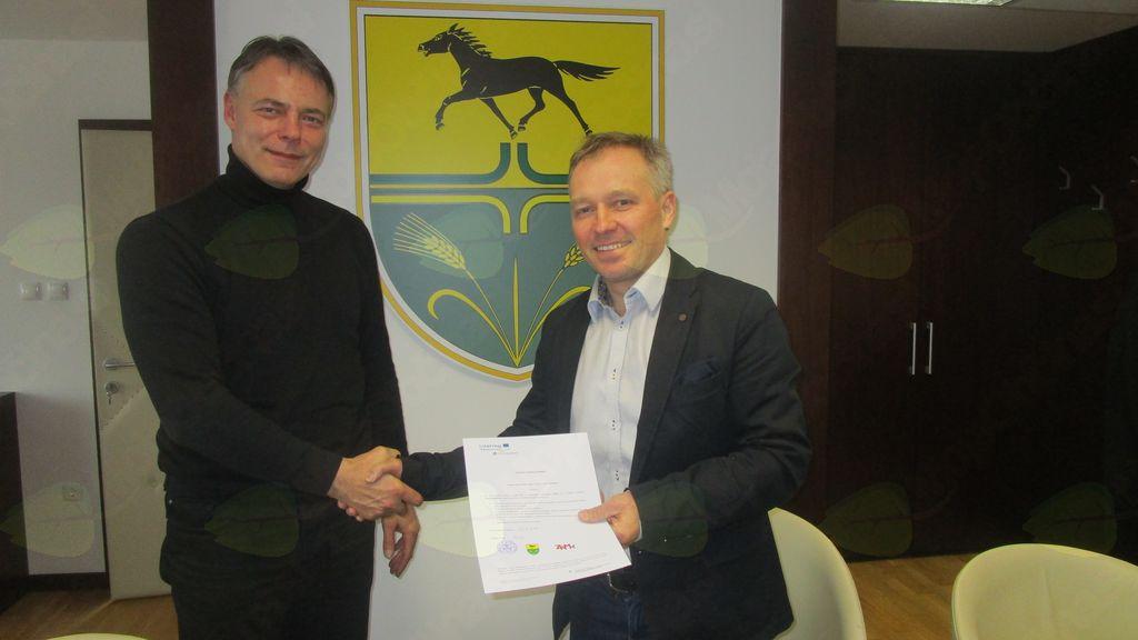 dr. Henrik Gjerkeš in mag. Branko Belec