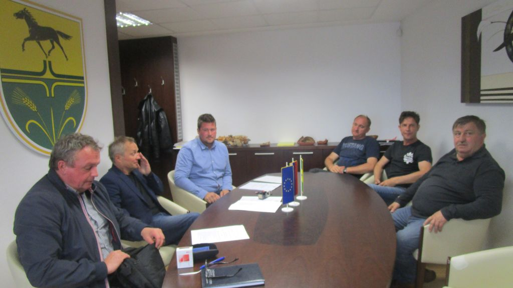 V Križevcih pri Ljutomeru bodo nadaljevali s projektom zamenjave vodovodnih cevi