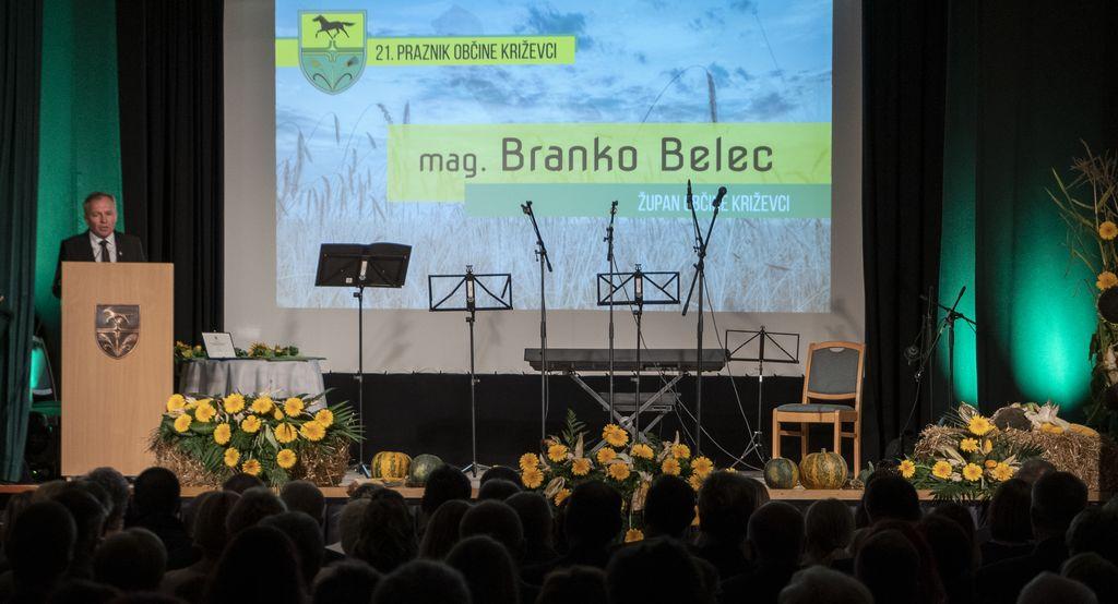 mag. Branko Belec, slavnostni govornik