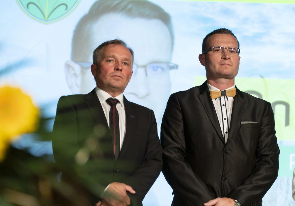Andrej Weis, desno