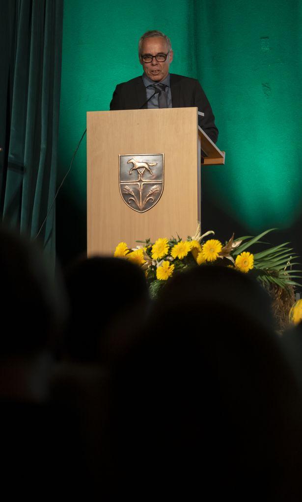 Stanislav Poglajen, župan Občine Komenda
