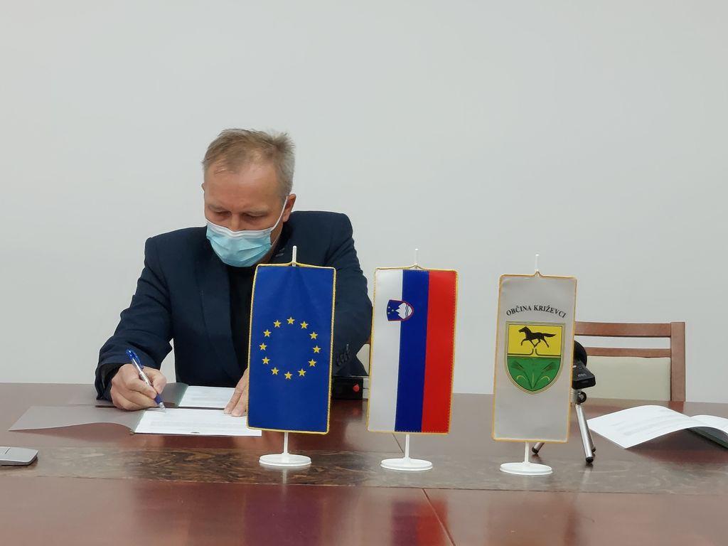 mag. Branko Belec, župan Občine Križevci