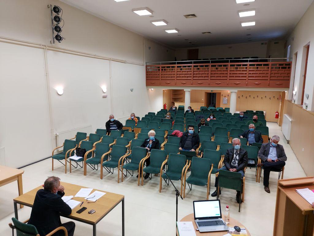 17. redna seja Občinskega sveta Občine Križevci, 19.5.2021