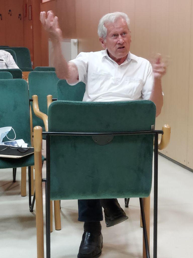 Anton Lovrenčič, svetnik občinskega sveta Občine Križevci