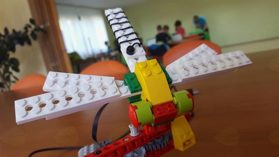 Dnevna LEGO delavnica - robotika za otroke