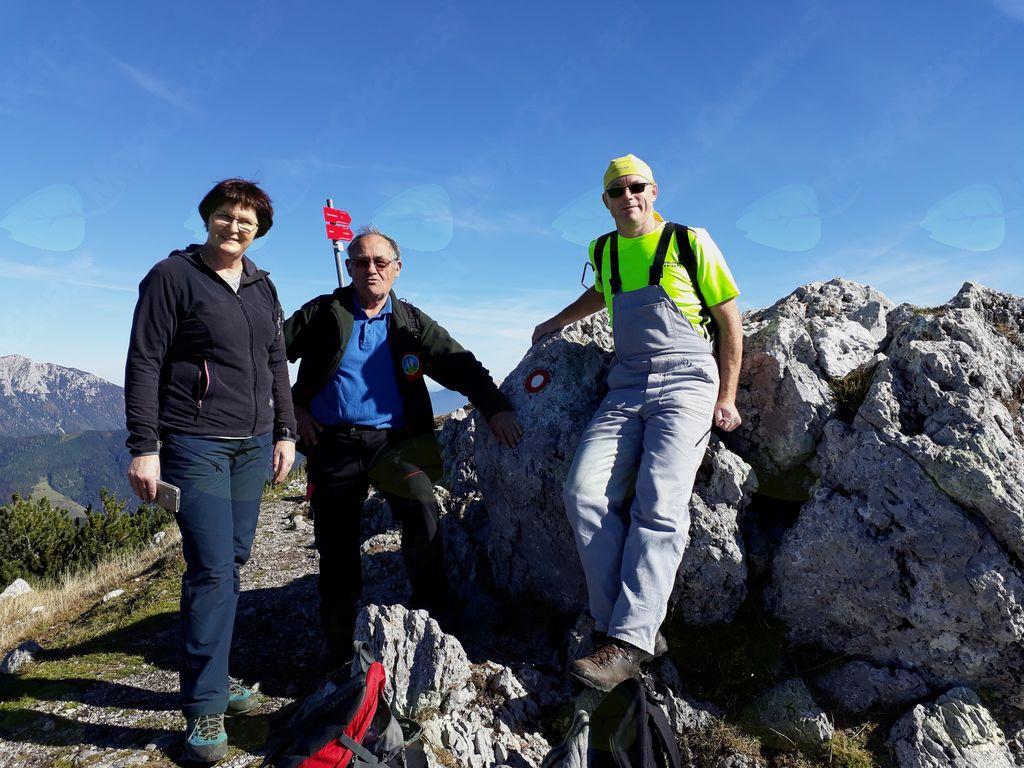 Pomoč pri obnovi planinskih poti na Olševo