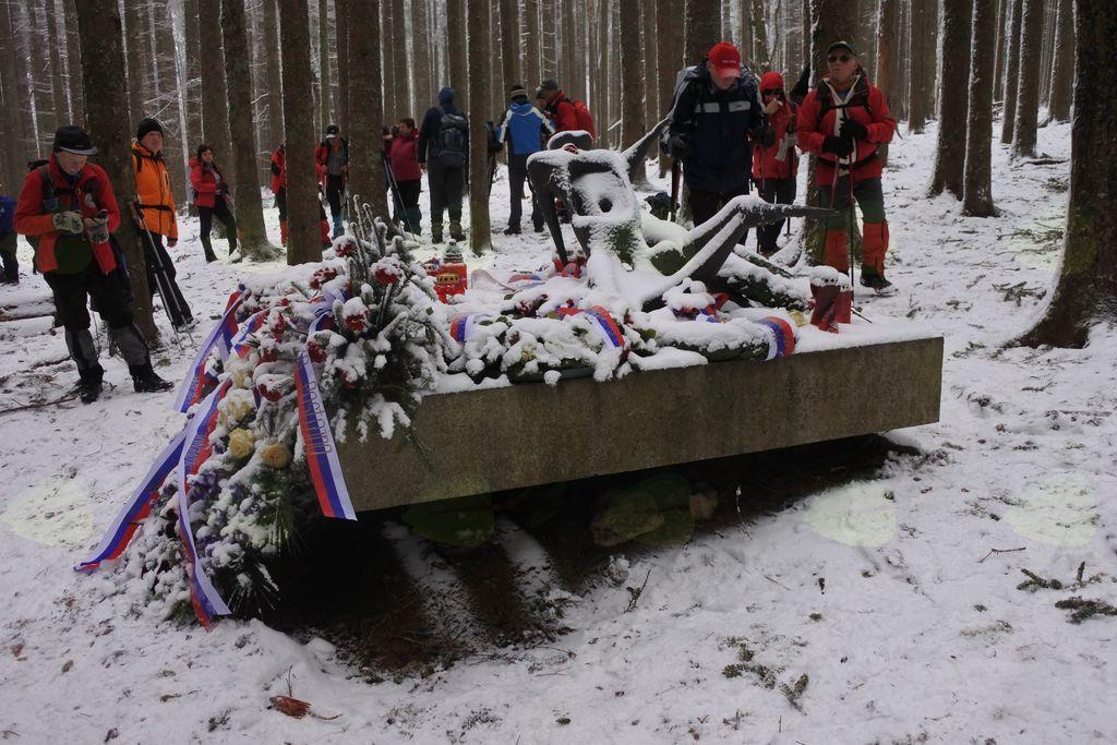 40. pohod po poteh Pohorskega bataljona