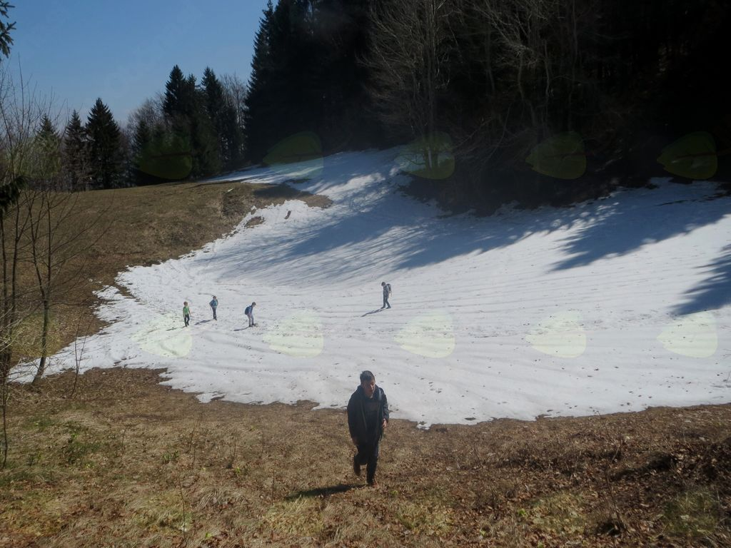 Šolski izlet na Kopitnik (7.4.2018)