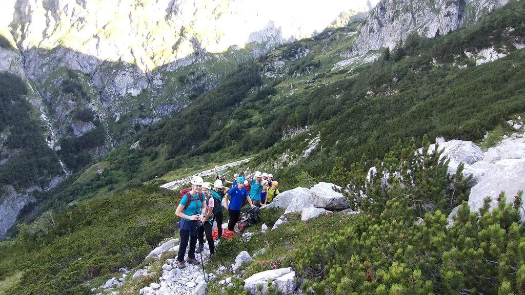 Izobraževanje strokovnih kadrov v Planinskem društvu Mislinja