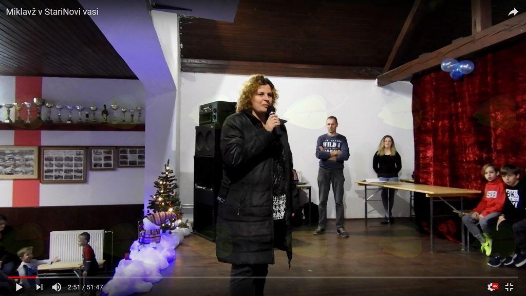 Ravnateljica Osnovne šole Križevci Vasilija Stolnik