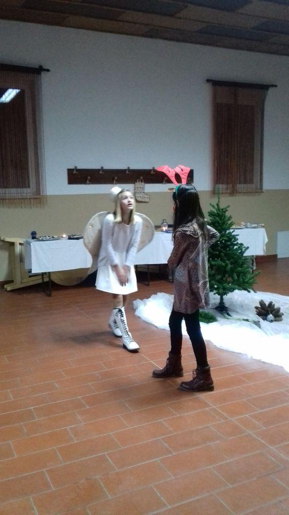 Božiček v Borecih