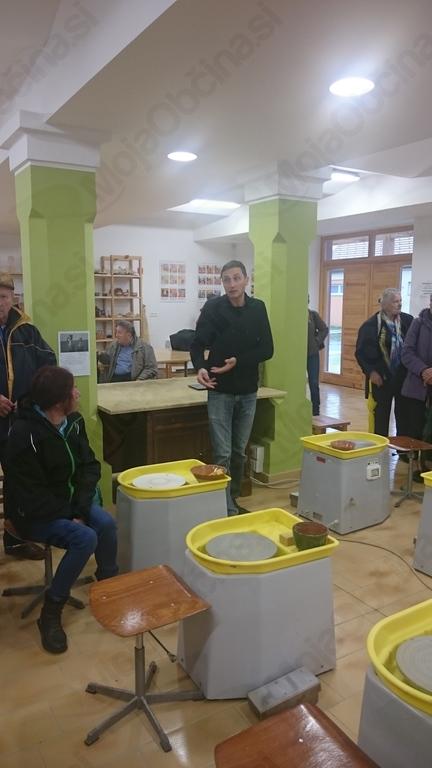 Usposabljanje prostovoljcev
