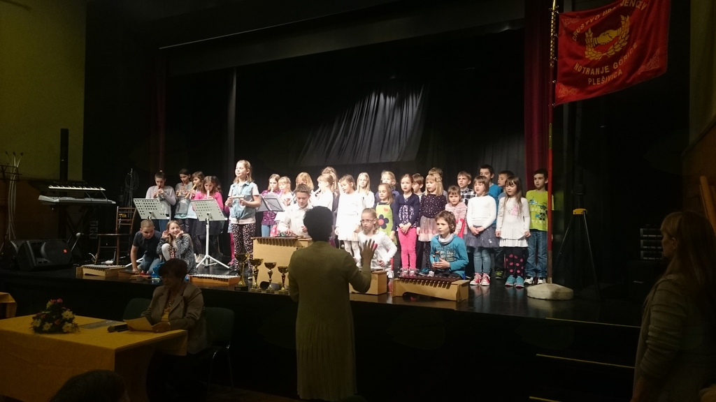 Občni zbor DU Notranje Gorice - Plešivica