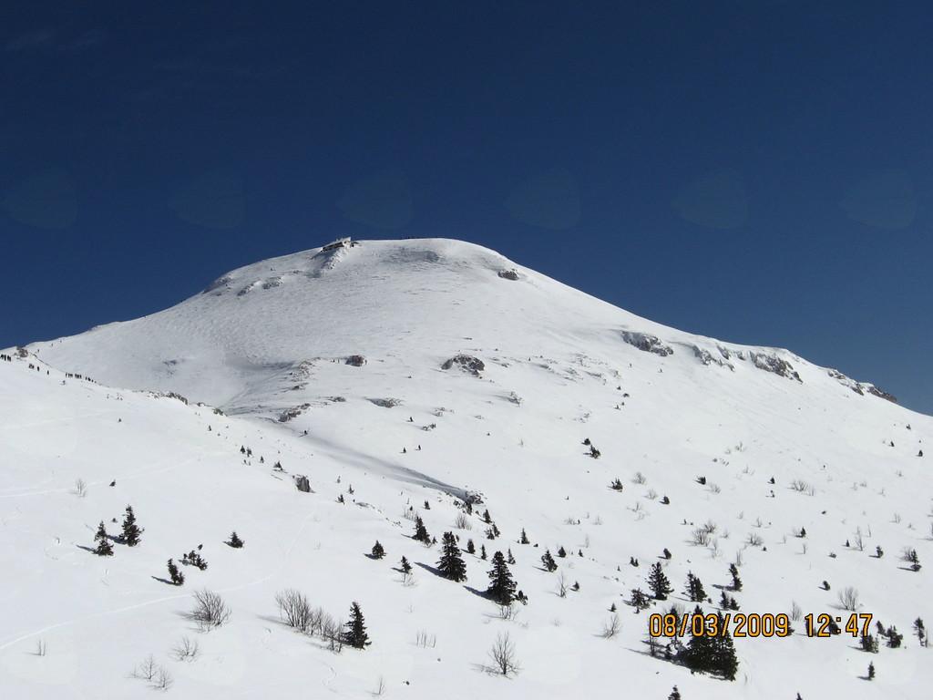 Planinski izlet na Snežnik