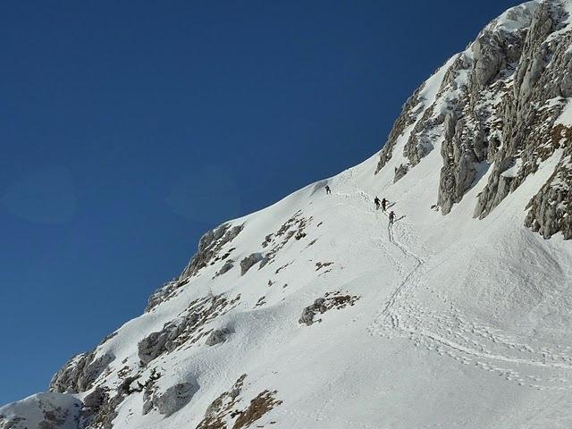 Planinski izlet na Grintovec