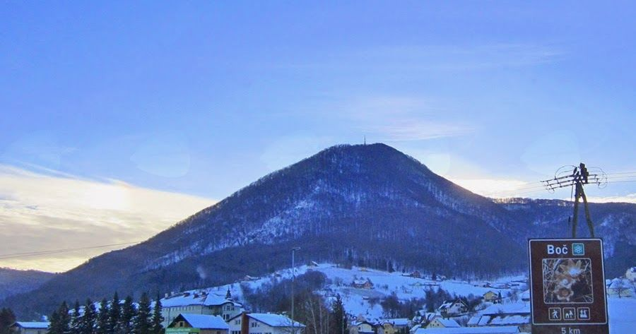 Boč in Donačka gora