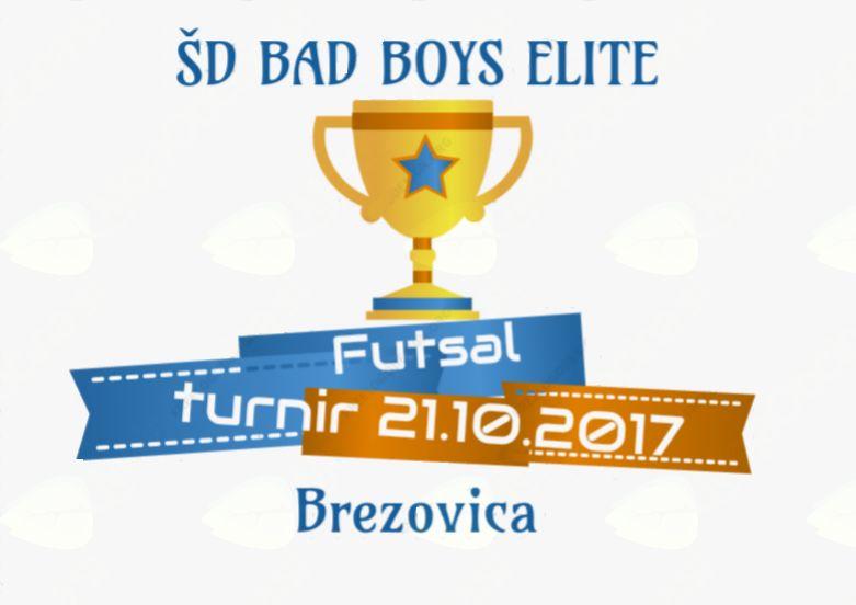 Futsal turnir, Brezovica, 21.10.2017