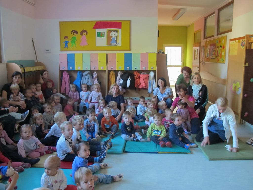 skupinska slika otrok