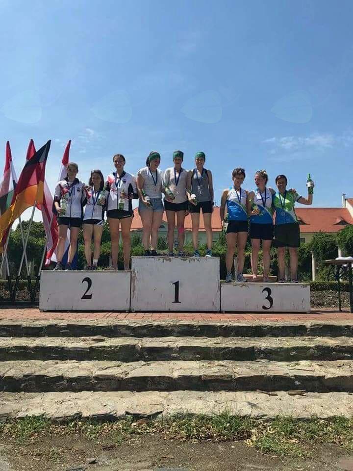 Orientacisti srebrni na mednarodnem tekmovanju Alpe Adria O-Cup na Madžarskem