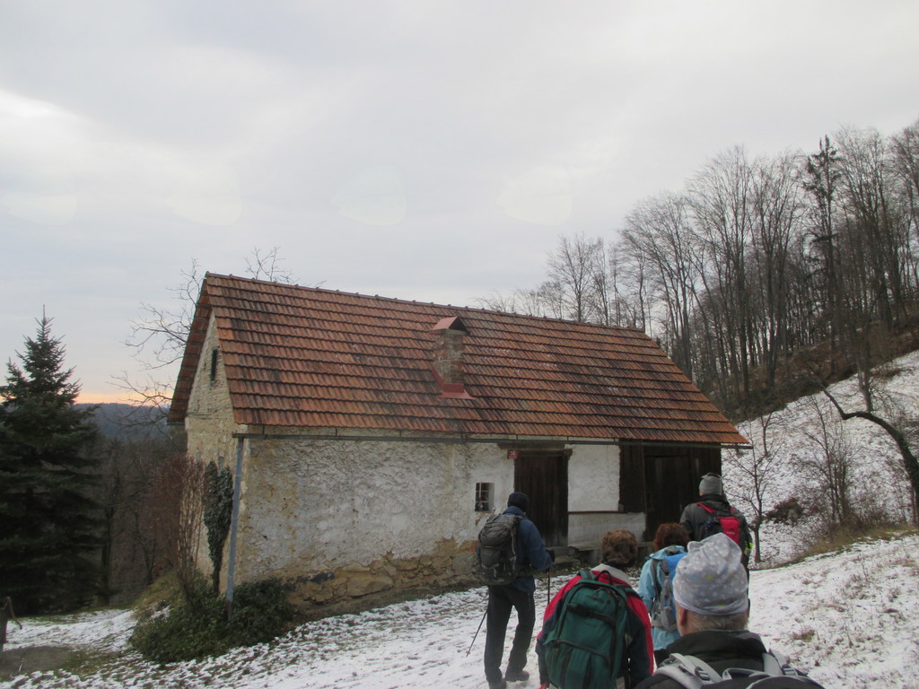 FOTOREPORTAŽA: Izlet veteranov PD Podpeč Preserje na Goro Oljko  4. 1. 2017