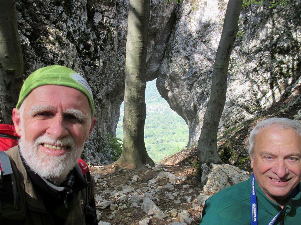FOTOREPORTAŽA: Pot po Robu  s PD Podpeč Preserje 23. 4. 2017