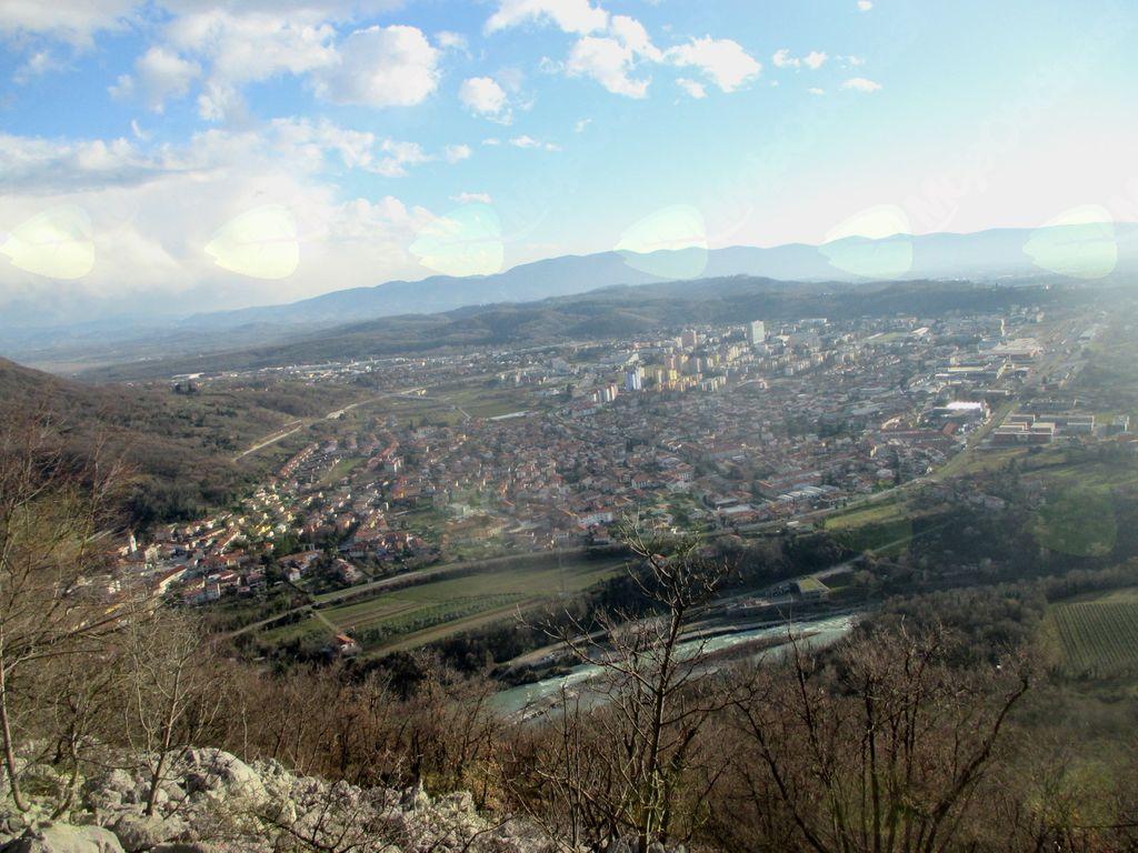 FOTOREPORTAŽA : PD Podpeč Preserje na Koradi in Sabotinu 21.1.2018