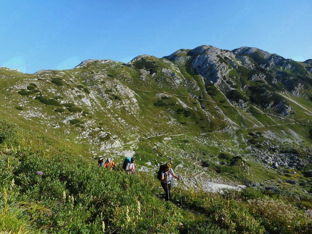 FOTOREPORTAŽA :  PD po Bohinjskih gorah od 27. do 29.7.2018