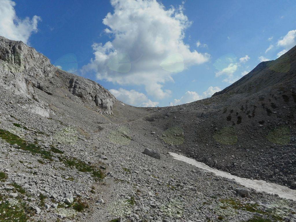 FOTOREPORTAŽA :  PD na poti od Tičaric do Kanjavca  4.8.2018