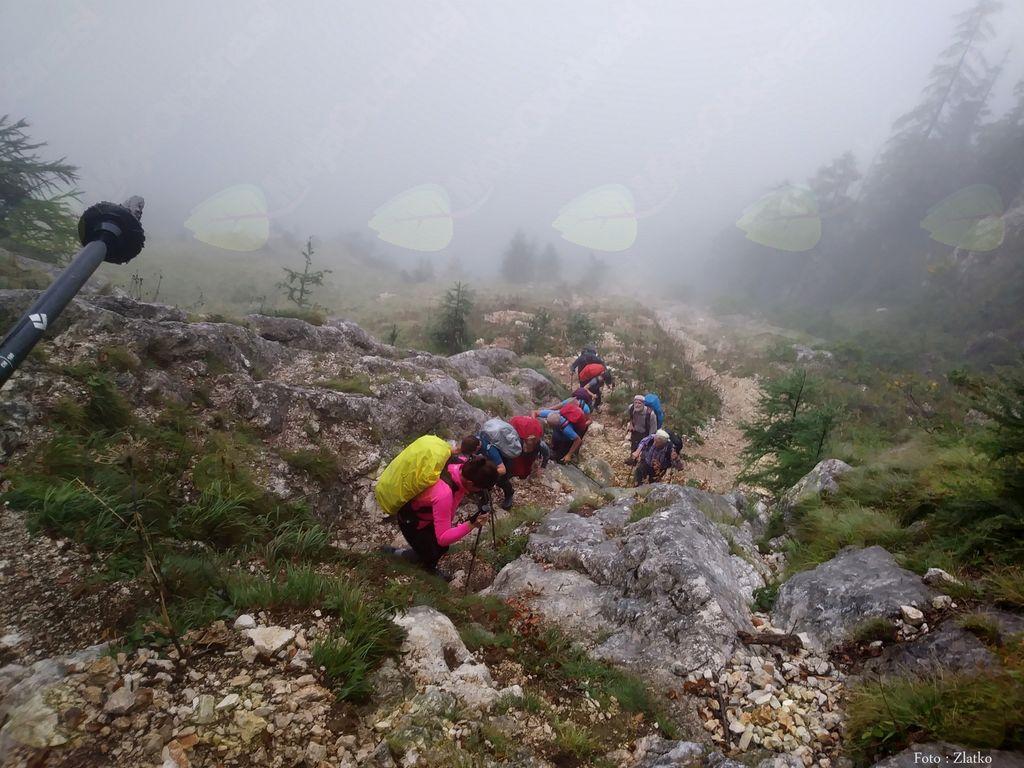 FOTOREPORTAŽA :  PD na Turski gori  23.9.2018