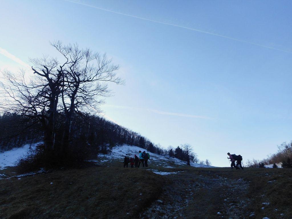 FOTOREPORTAŽA : PD na Javorniku in Čelkovem vrhu  23. 12. 2018