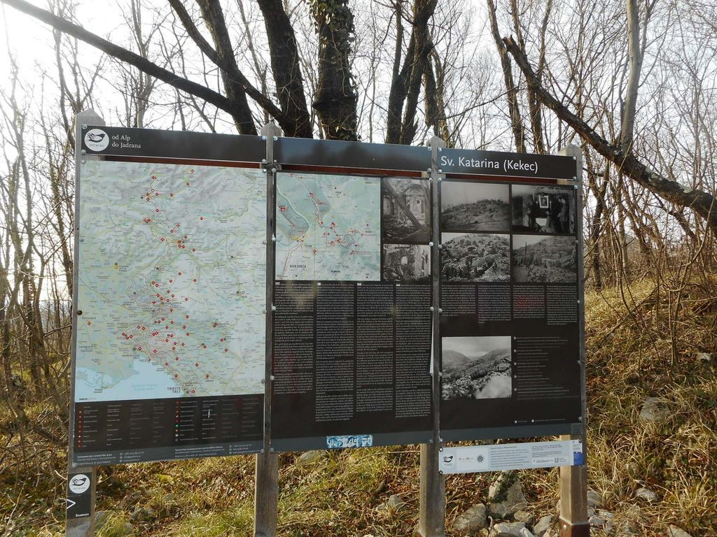 FOTOREPORTAŽA: PD na Sveti Gori in Škabrijelu 3. 3. 2019