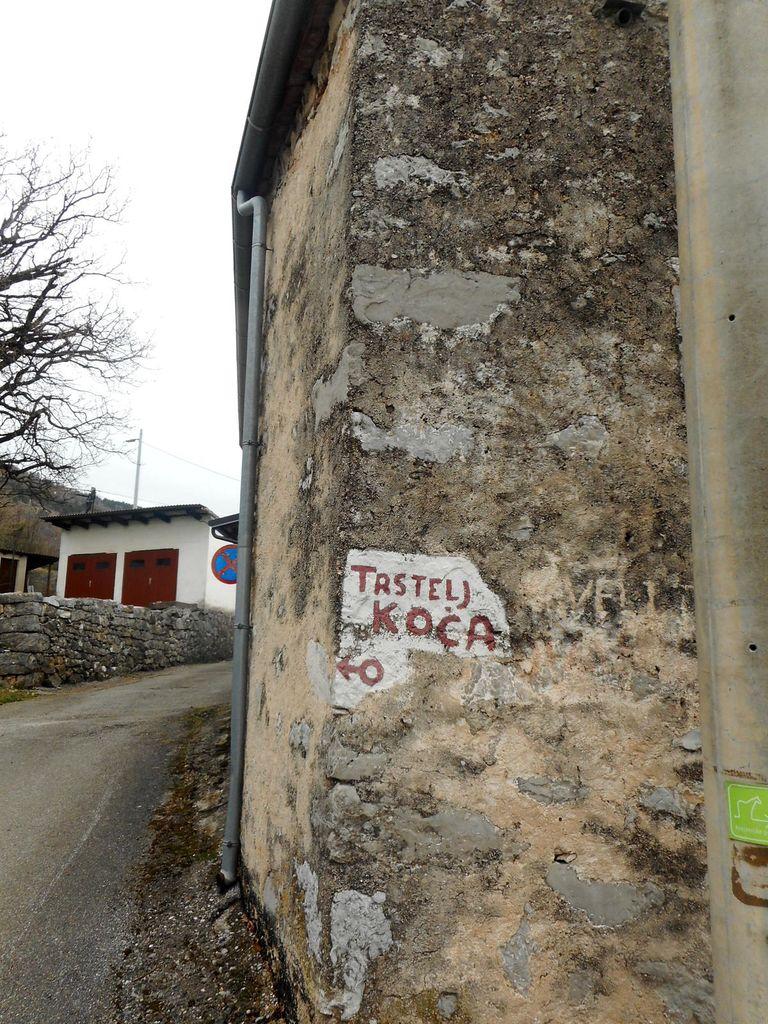 FOTOREPORTAŽA  : PD na poti od Cerja do Trstelja 10.3.2019