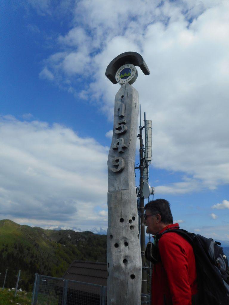 FOTOREPORTAŽA : PD po vrhovih okoli Soriške planine  2.6.2019