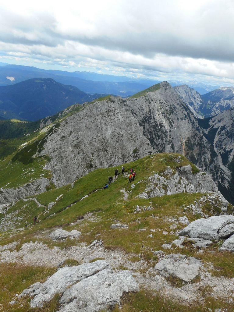 FOTOREPORTAŽA : PD na Velikem vrhu in Kladivu 14.7.2019