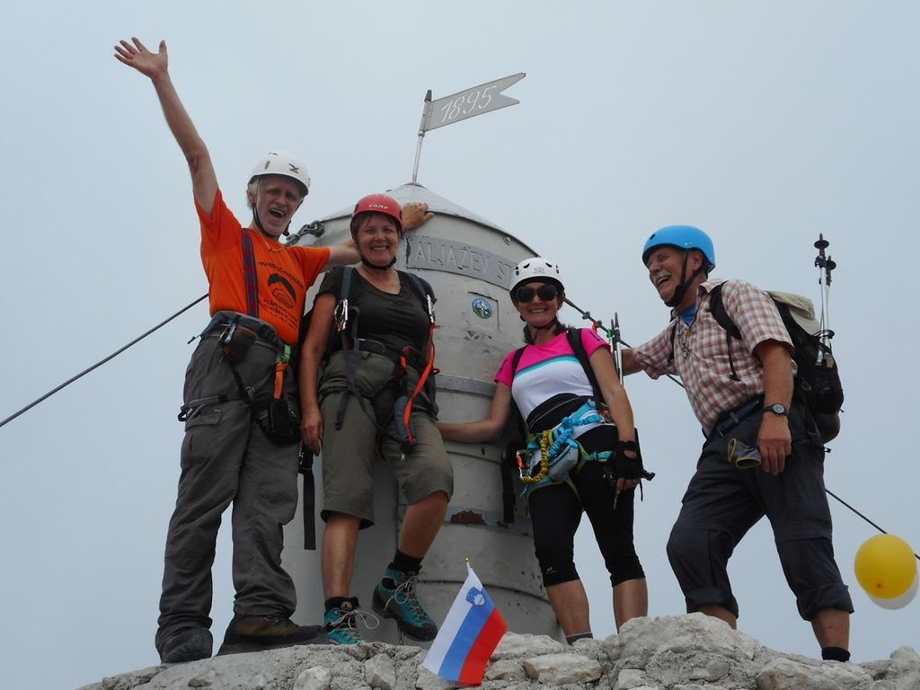 Planinski pohod na Triglav