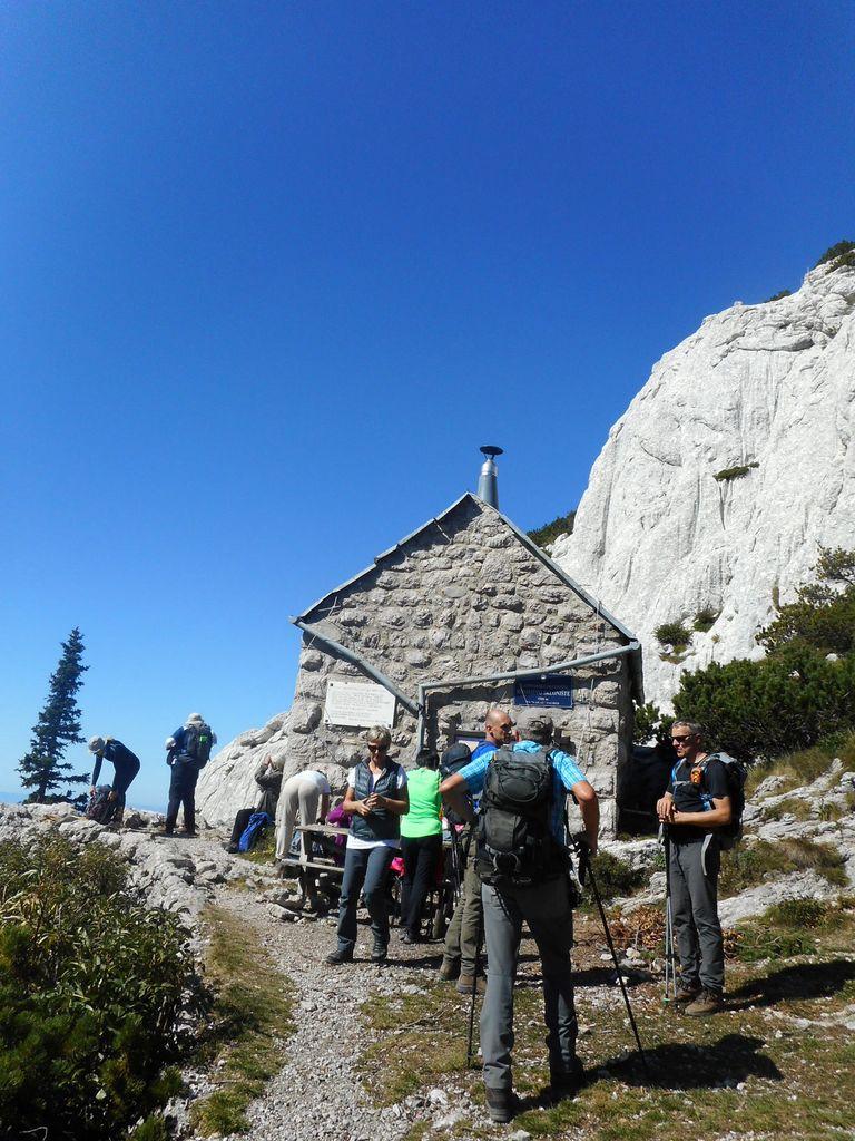 Fotoreportaža : PD po Premožićevi stezi na Severnem Velebitu 21. in 22. 9. 2019